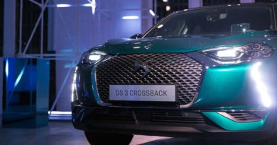 "DS 3 CROSSBACK: UN TOUR ALL'INSEGNA DELLO ""SPIRIT OF AVANT-GARDE"""