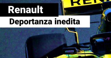 Renault: deportanza inedita