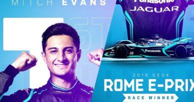 Formula E | Evans batte Lotterer nella splendida cornice di Roma
