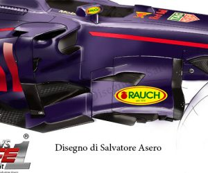 REd bull bargeboard