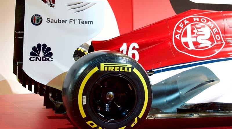 F1 Alfa Romeo