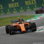 Lando Norris McLaren Renault