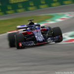 Brendon Hartley Toro Rosso Honda