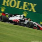 Kevin Magnussen Team Haas