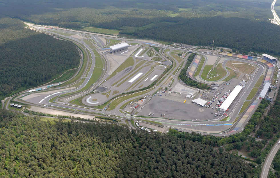 Hockenheim F1 2021