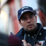 #11 Sergio Perez, Racing Point F1 Team Mercedes.
