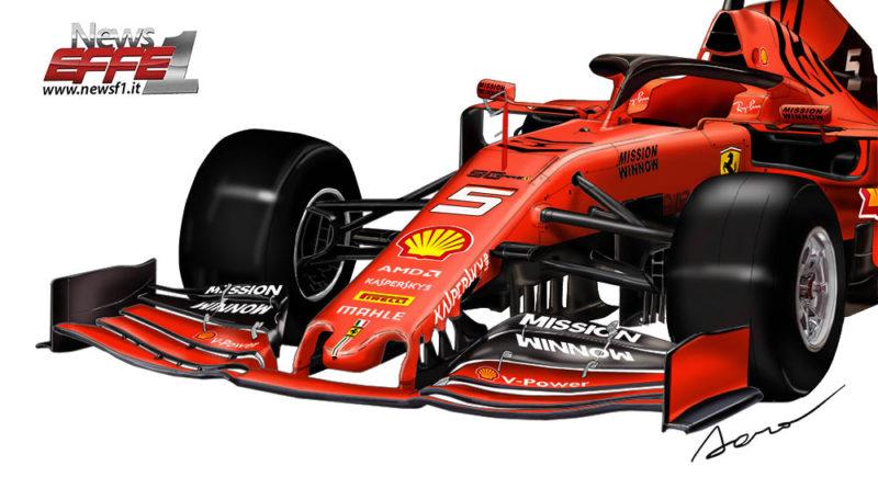 Ferrari SF90 Fallimentare