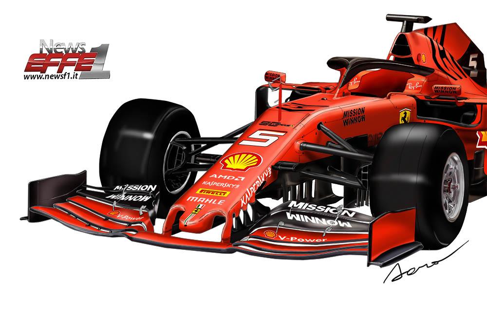 Disegni Tecnici di Formula 1 e Motorsport di Salvatore Asero