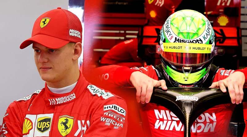 Mick Schumacher formula 1 2020