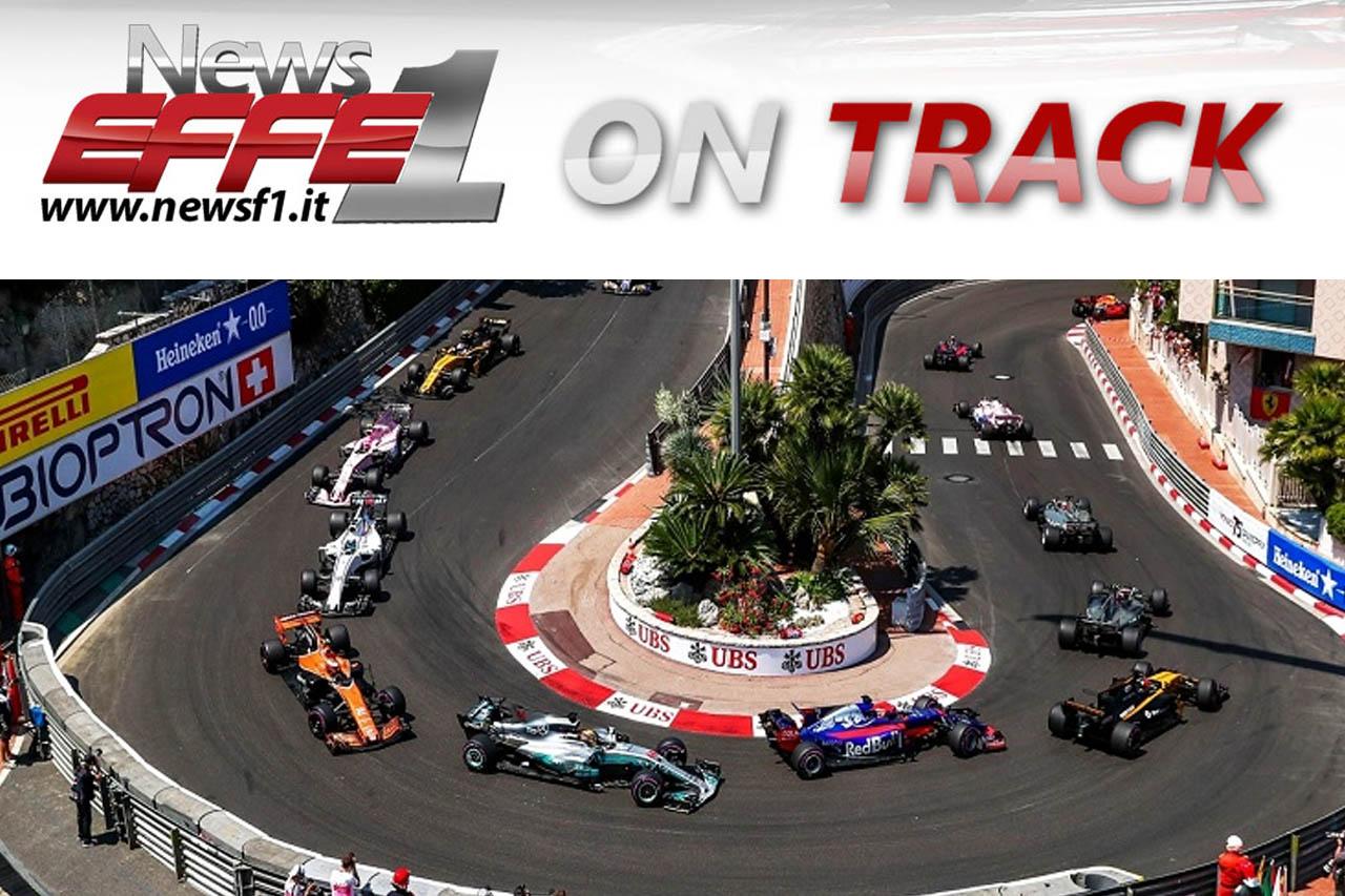 Formula 1 Montecarlo notizie f1