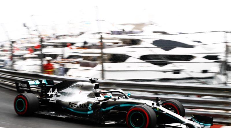 Formula 1 notizie Monaco GP Mercedes