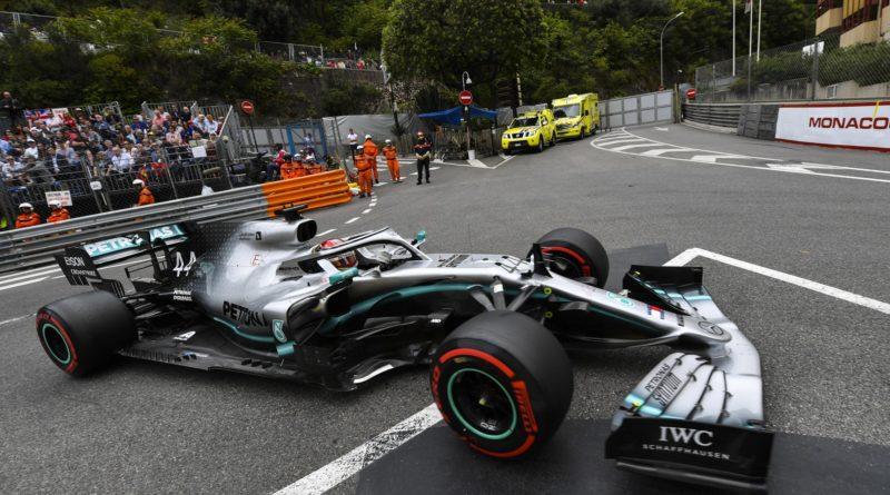 Formula 1 Prove Libere Monaco Mercedes