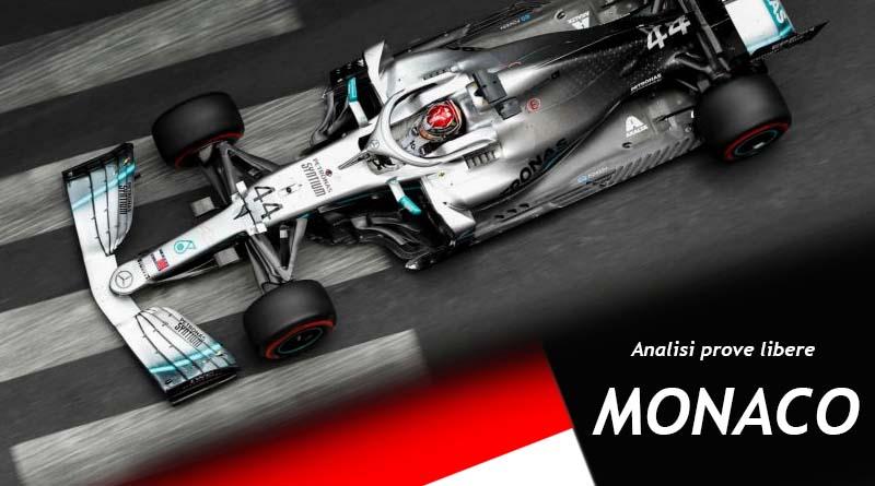 Formula 1 notizie GP Montecarlo prove liberej
