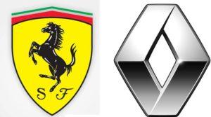 Ferrari Renault FCA Accordo formula 1
