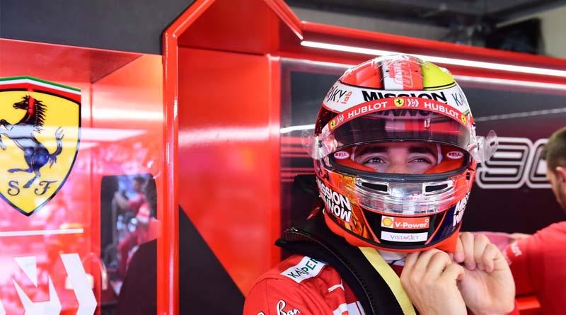 Leclerc Monaco qualifiche