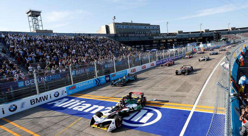 ePrix Berlino 2019 Formula E