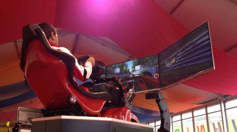 Formula 1 Ferrari entra ESPORT