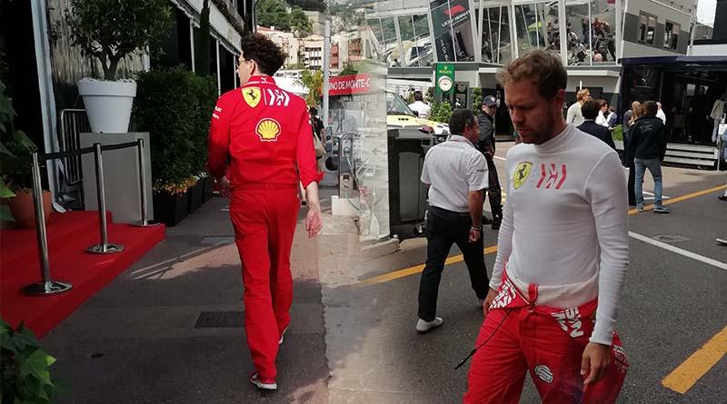 F1 News Ferrari Qualifiche Montecarlo