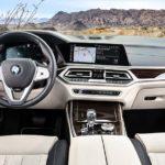 Interni nuova BMW X7