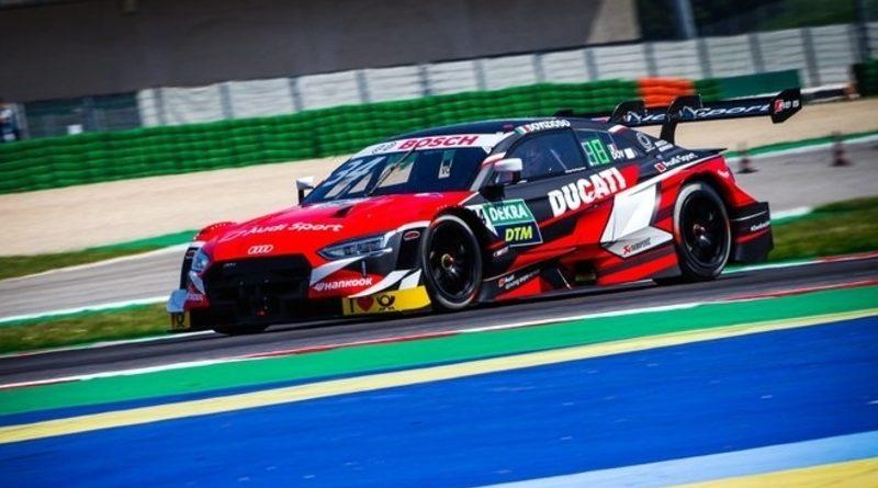 DTM Audi Dovizioso