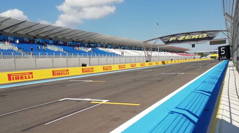 Formula 1 Circuito Paul Ricard Francia Live 2019