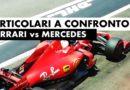 Ferrari f1 Tecnica particolari a confronto