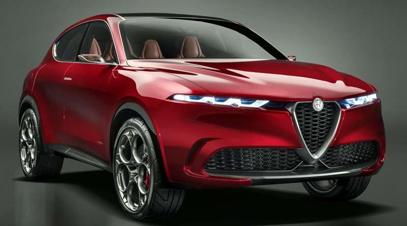 Alfa Romeo Tonale Suv Ibrido