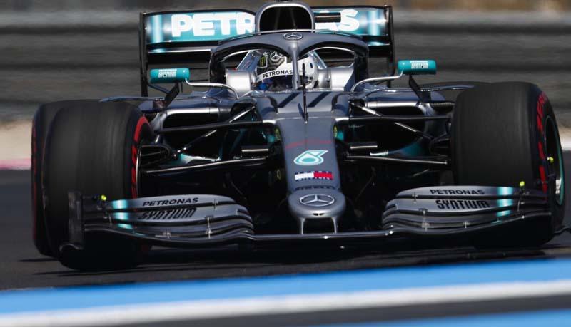 Formula 1 Mercedes 2019 GP Francia Bottas