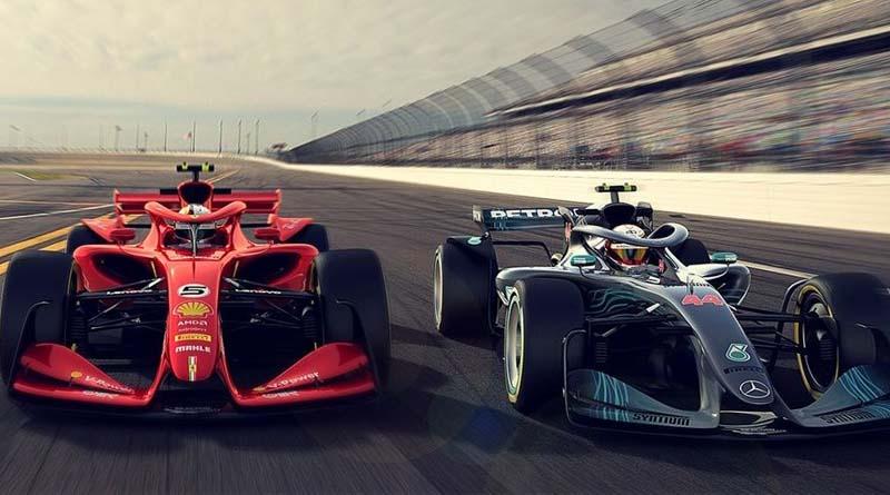 Futuro Formula 1 2021