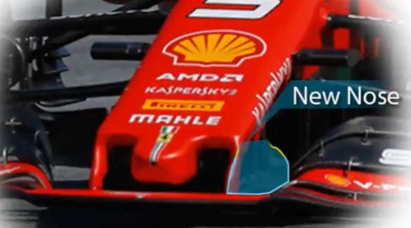 Nuovo muso Ferrari Austria