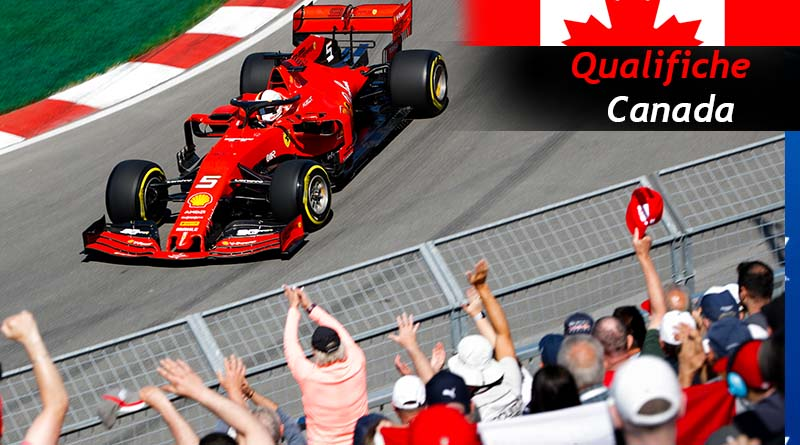 Qualifiche Canada Video sintesi