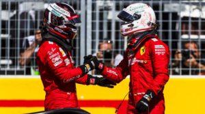 Formula 1 Qualifiche Canada Vettel