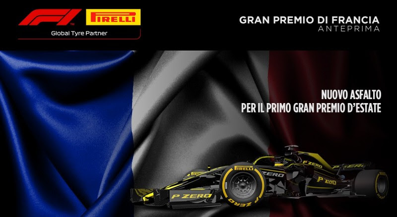 Anteprima Francia GP