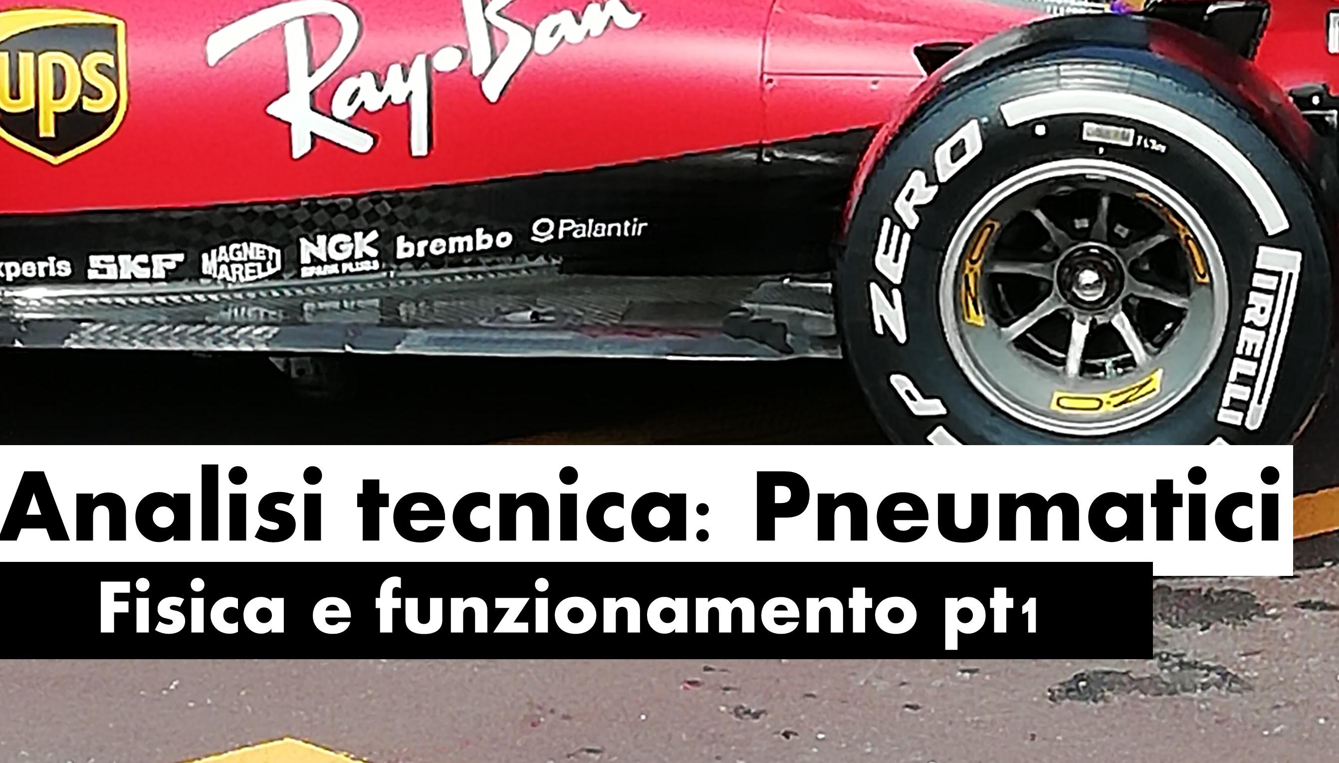 Pneumatici Formula 1