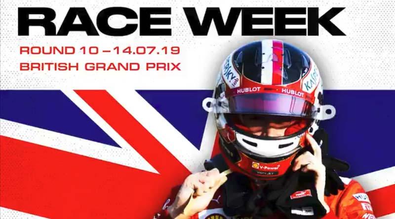 Formula 1 GP Silverstone