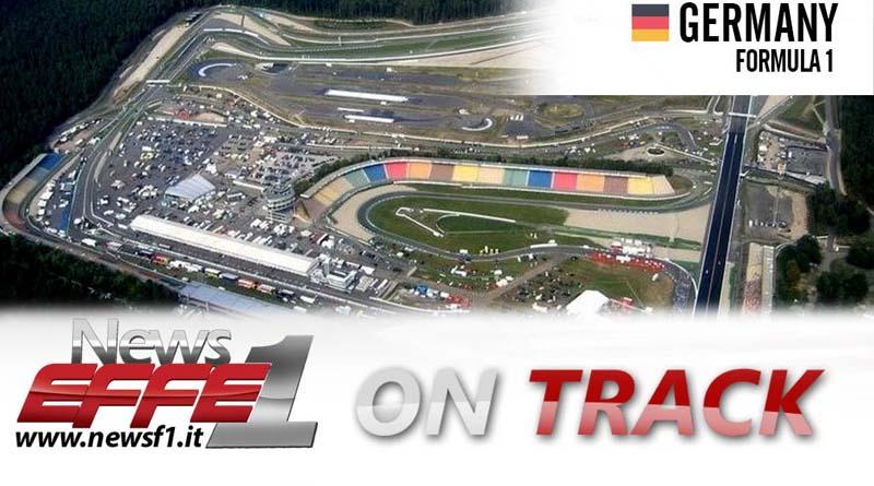 Anteprima GP Germania Formula 1