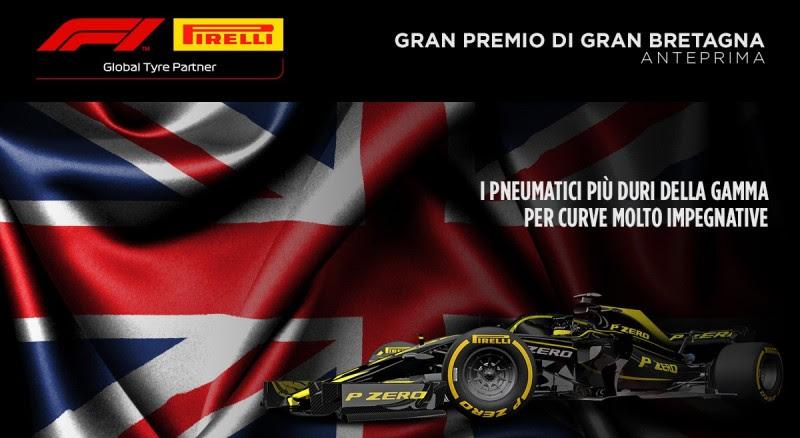 Formula 1 Anteprima GP Silverstone