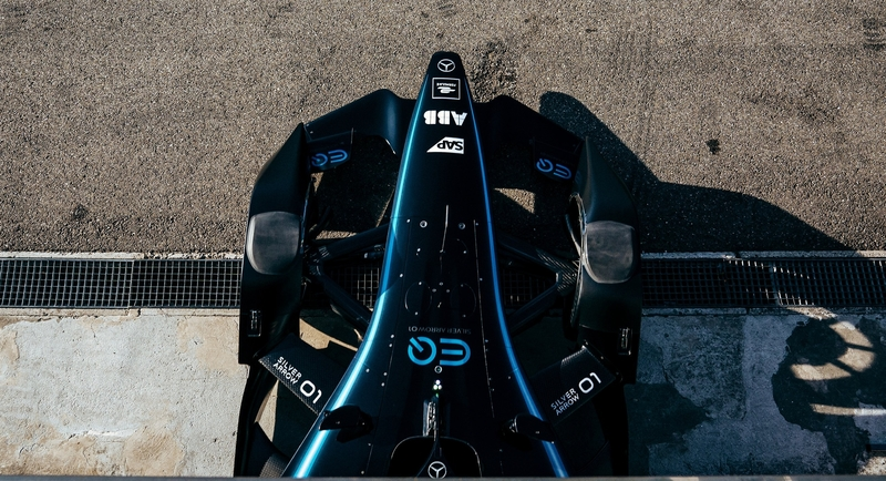 Merced\es-Benz EQ Formula E Team