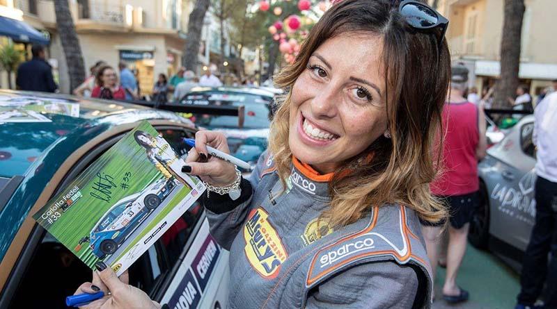 Carlotta Fedeli donne e motori