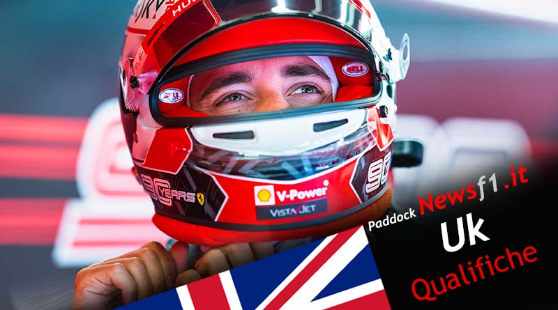 Sintesi video qualifiche Silverstone