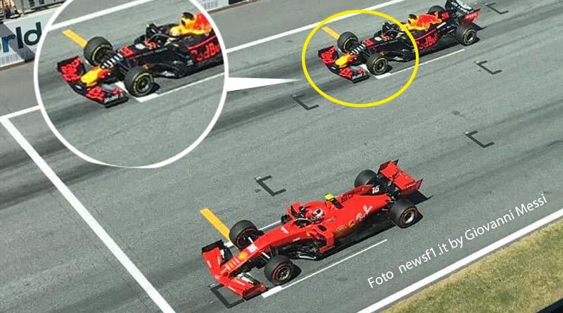 Start Max Versappen F1 Austria