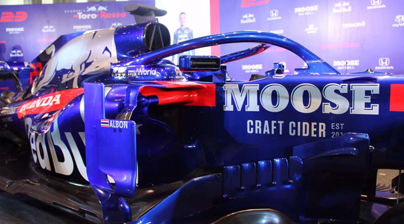 Toro Rosso sponsor