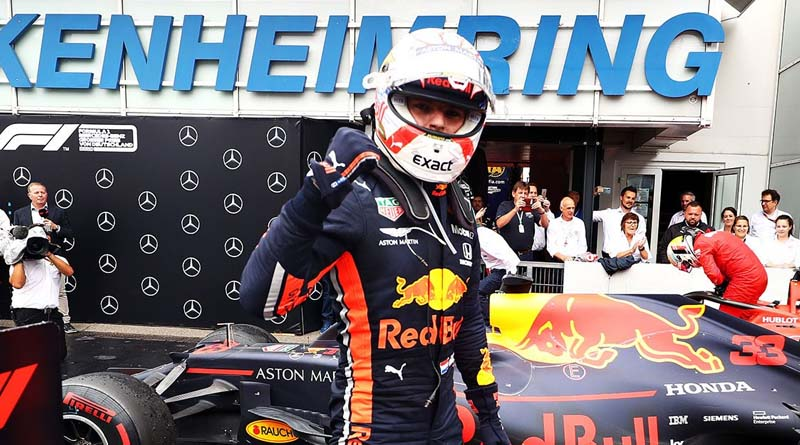 Verstappen GP Germania