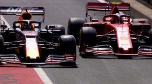 Verstappen Ferrari