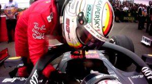 Vettel su Verstappen