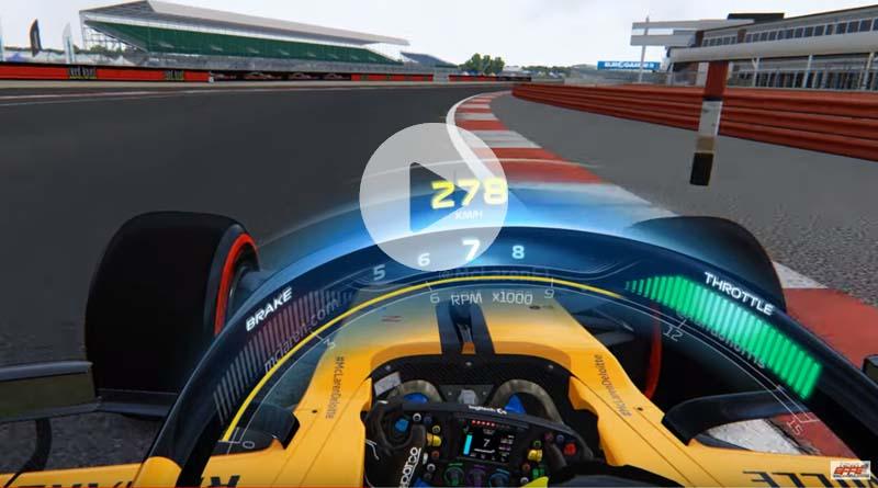 Video Formula 1 Silverstone