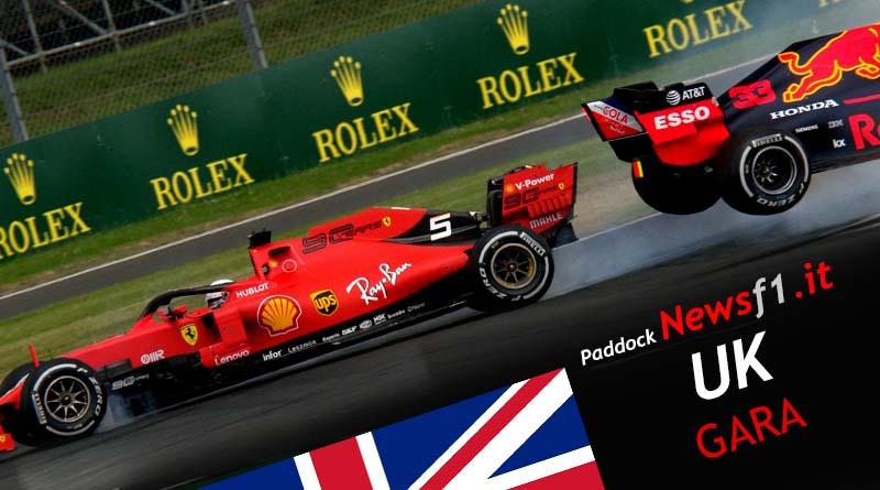 Video F1 GP Silverstone