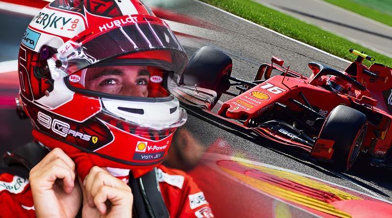 Ferrari f1 news Leclerc