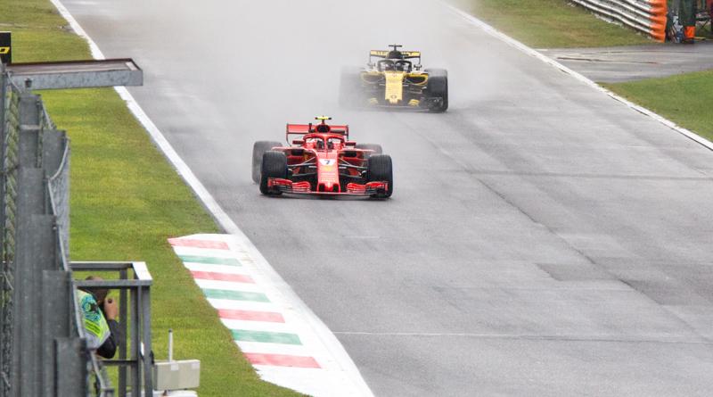 Foto Formula 1 Monza
