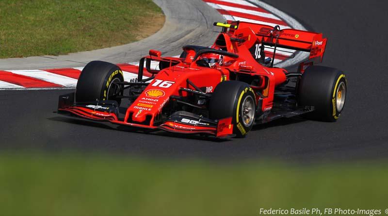 Ferrari unghieria